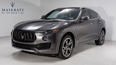 2017 Maserati Levante w/ Luxury Package for sale 100858341