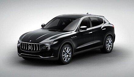 2017 Maserati Levante for sale 100924470