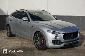 2017 Maserati Levante w/ Sport Package for sale 101049283