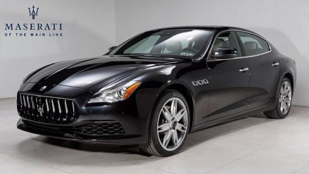 2017 Maserati Quattroporte S Q4 for sale 100858318