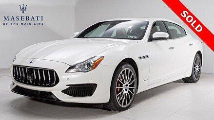 2017 Maserati Quattroporte GTS w/ Sport Package for sale 100858332