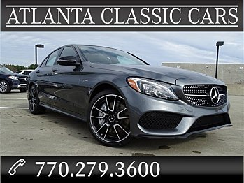 2017 Mercedes-Benz C43 AMG 4MATIC Sedan for sale 100834045
