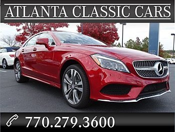 2017 Mercedes-Benz CLS550 for sale 100821644