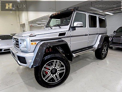 2017 Mercedes-Benz G550 Squared for sale 100923149