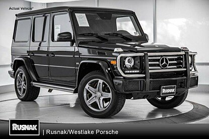 2017 Mercedes-Benz G550 for sale 100984484