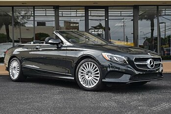 2017 Mercedes-Benz S550 Cabriolet for sale 100917337