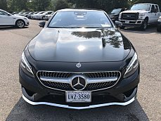 2017 Mercedes-Benz S550 4MATIC Coupe for sale 101029497