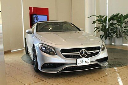 2017 Mercedes-Benz S63 AMG 4MATIC Cabriolet for sale 100842532
