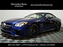 2017 Mercedes-Benz SL63 AMG for sale 100852459