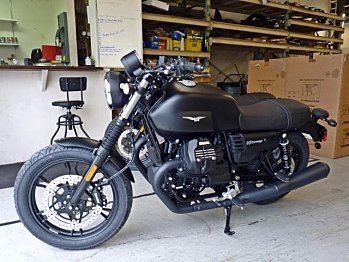 2017 Moto Guzzi V7 for sale 200449789