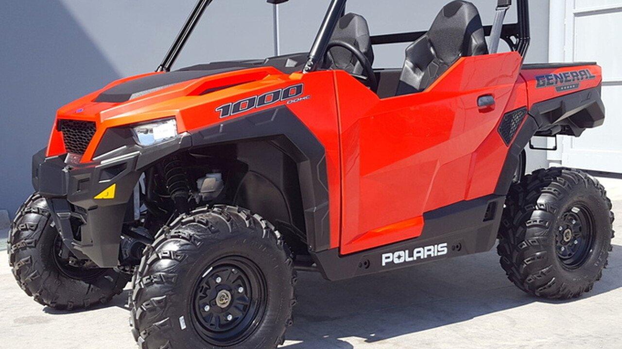 2017 Polaris General for sale 200451479