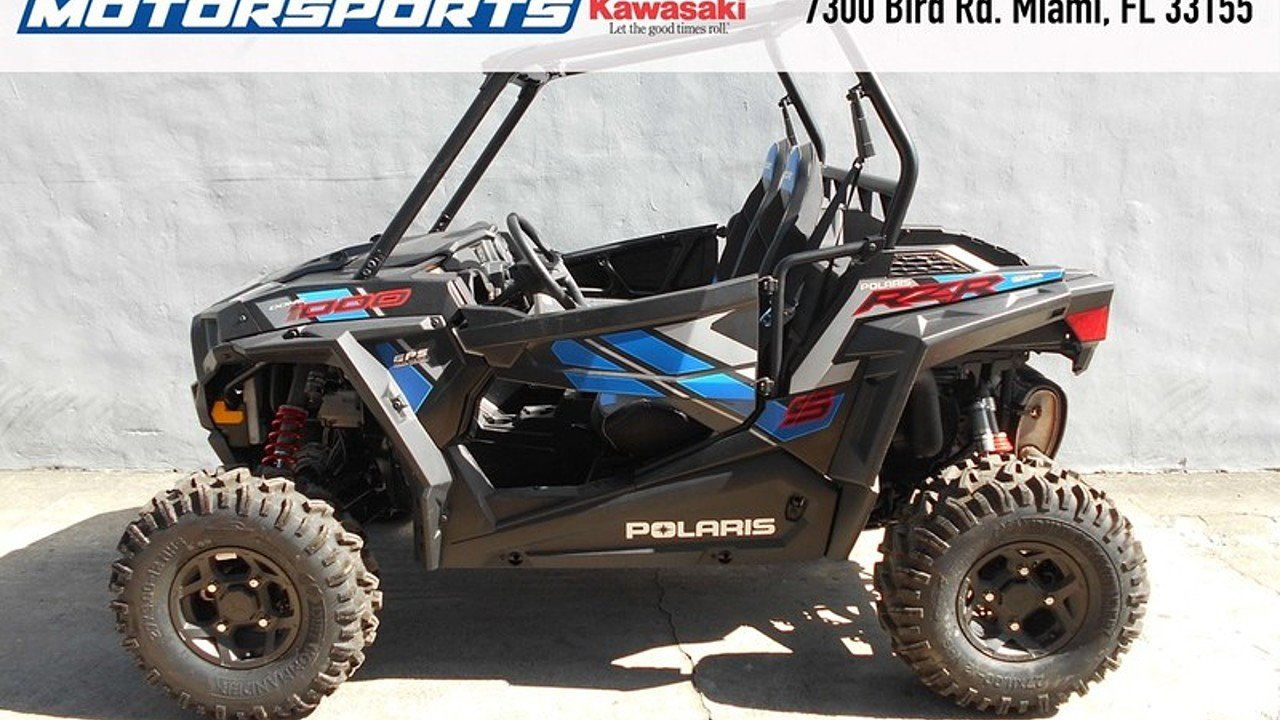 2017 Polaris RZR S 1000 for sale 200370996