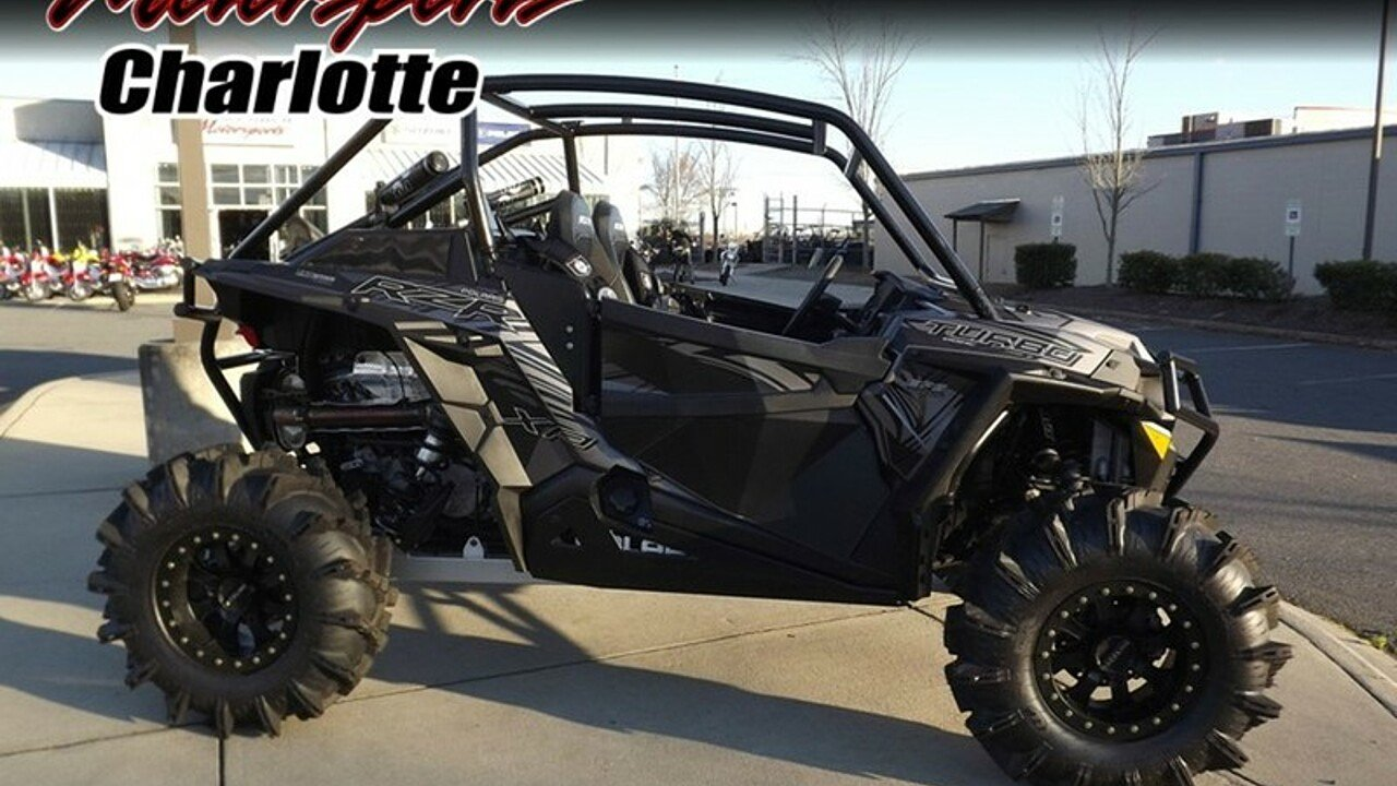 2017 Polaris RZR XP 1000 for sale 200459567