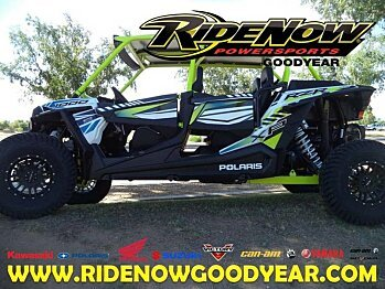 2017 Polaris RZR XP 4 1000 for sale 200411611