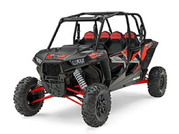 2017 Polaris RZR XP 4 1000 for sale 200463701