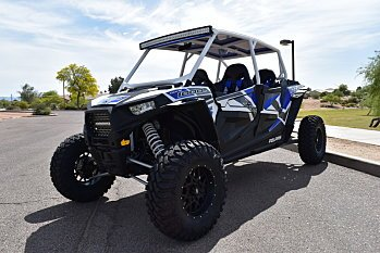 2017 Polaris RZR XP 4 1000 for sale 200469716
