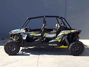 2017 Polaris RZR XP 4 1000 for sale 200543030