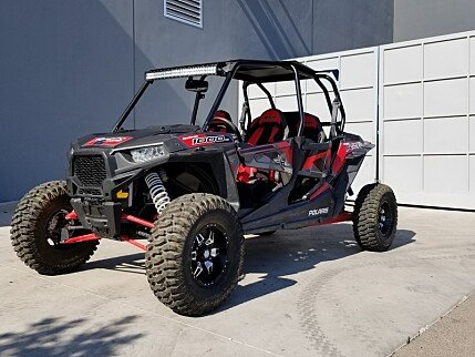 2017 Polaris RZR XP 4 1000 for sale 200613259