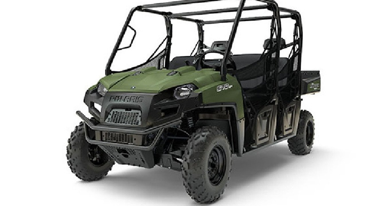 2017 Polaris Ranger Crew 570 for sale 200458767