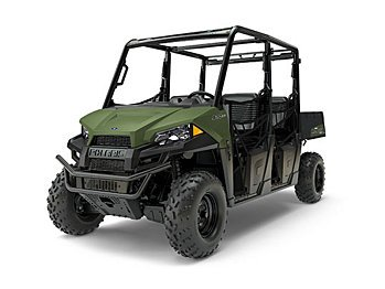 2017 Polaris Ranger Crew 570 for sale 200458957