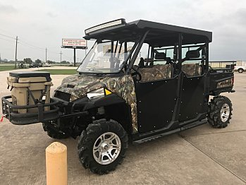 2017 Polaris Ranger Crew XP 1000 for sale 200387279
