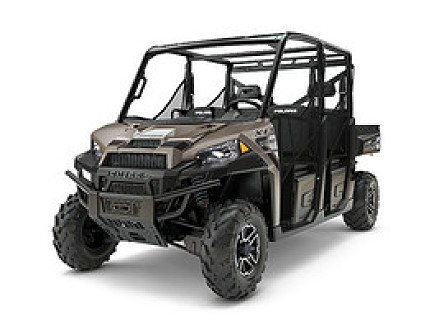 2017 Polaris Ranger Crew XP 1000 for sale 200378370