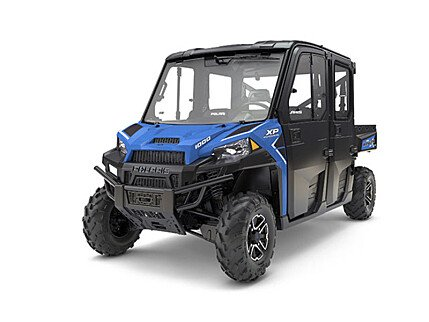 2017 Polaris Ranger Crew XP 1000 for sale 200458962