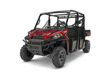 2017 Polaris Ranger Crew XP 1000 for sale 200459188