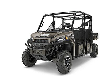 2017 Polaris Ranger Crew XP 1000 for sale 200459389