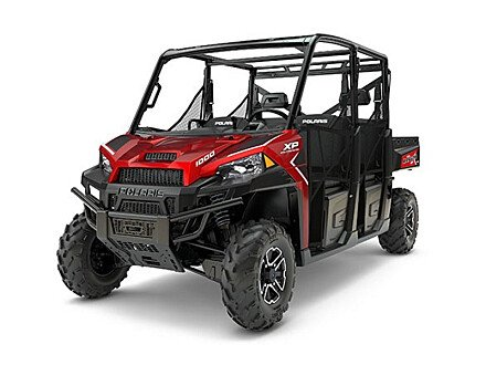 2017 Polaris Ranger Crew XP 1000 for sale 200552235