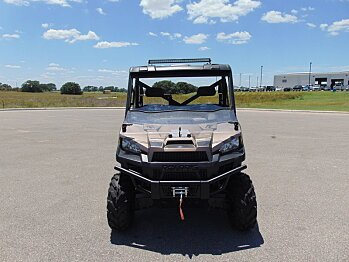 2017 Polaris Ranger XP 1000 for sale 200434032