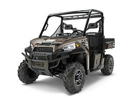 2017 Polaris Ranger XP 1000 for sale 200378359