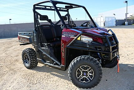 2017 Polaris Ranger XP 1000 for sale 200405829