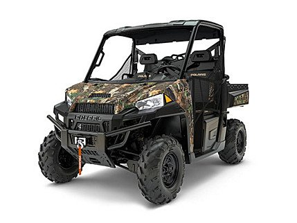 2017 Polaris Ranger XP 1000 for sale 200459201