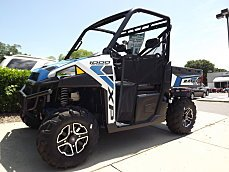 2017 Polaris Ranger XP 1000 for sale 200459633