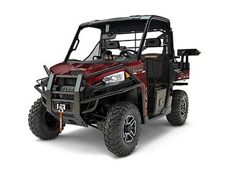 2017 Polaris Ranger XP 1000 for sale 200474863