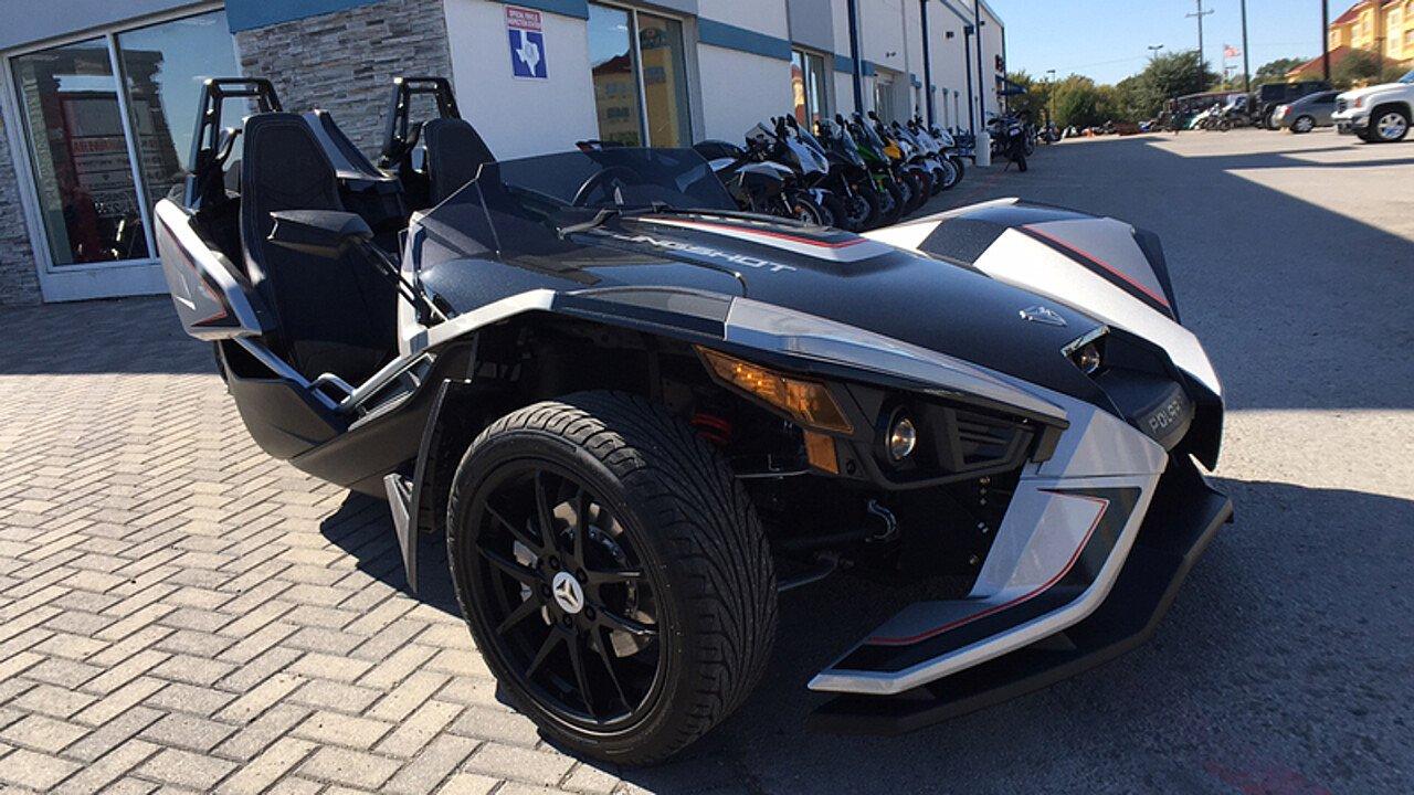 2017 Polaris Slingshot SLR for sale near Fort Worth, Texas 76116 ...