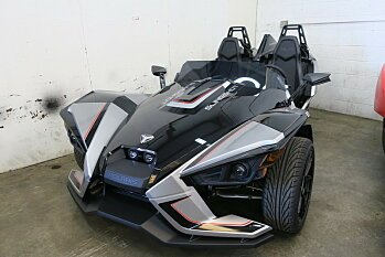 2017 Polaris Slingshot SLR for sale 200582050