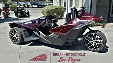 2017 Polaris Slingshot SL for sale 200455429