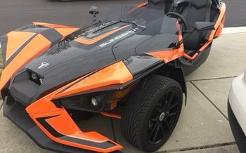 2017 Polaris Slingshot SLR for sale 200547448