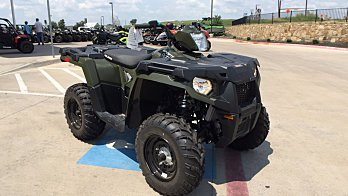 2017 Polaris Sportsman 450 H.O. EPS for sale 200472458