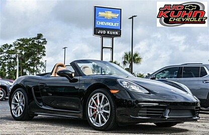2017 Porsche 718 Boxster for sale 100991337