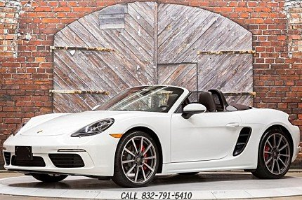 2017 Porsche 718 Boxster for sale 101002109