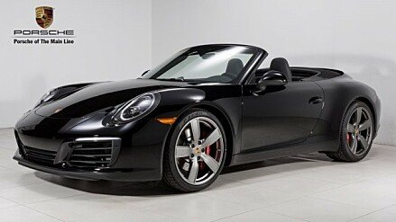 2017 Porsche 911 Cabriolet for sale 100858043