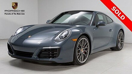 2017 Porsche 911 Coupe for sale 100858079