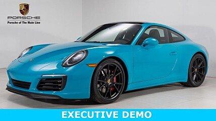 2017 Porsche 911 Coupe for sale 100858152