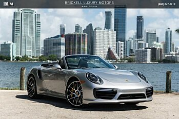 2017 Porsche 911 Cabriolet for sale 100889954