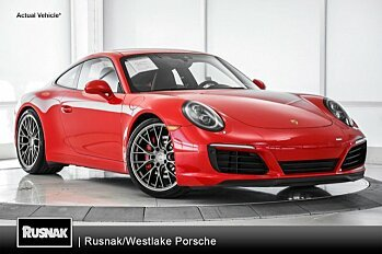 2017 Porsche 911 Coupe for sale 100916867