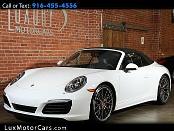 2017 Porsche 911 Cabriolet for sale 100925892