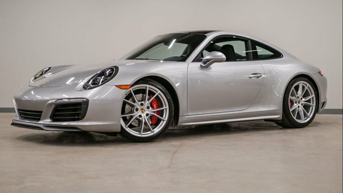 2017 Porsche 911 Coupe for sale 101052899